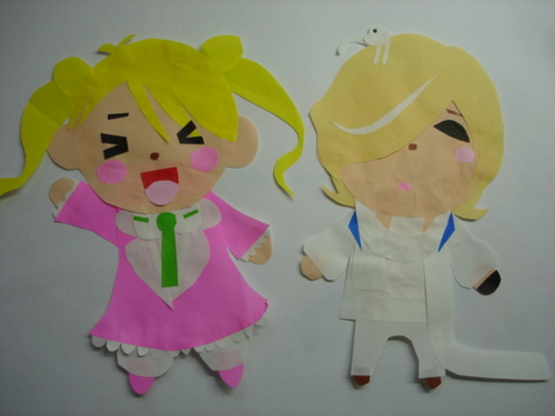 風門寺悟郎と斑目瑞希
